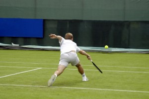 Functional strength for tennis