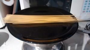 100 calories of pasta