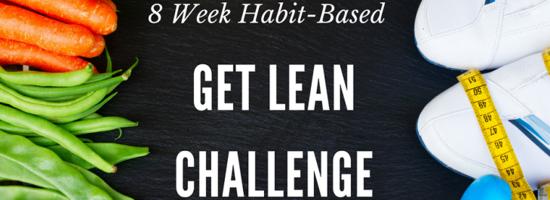 Get Lean / Get Healthy 8 Week Challenge